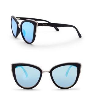 Quay Australia My Girl 55mm Cat Eye Sunglasses